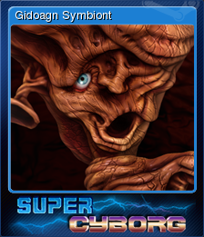 Super Cyborg Card 3