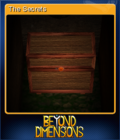 Beyond Dimensions Card 2