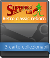 Superfrog HD Booster Pack