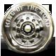 Euro Truck Simulator 2 Badge Foil