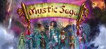 Mystic Saga Logo