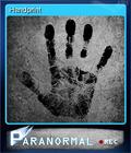 Paranormal Card 6