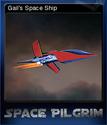 Space Pilgrim Episode III Delta Pavonis Card 5