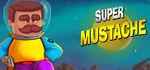 Super Mustache Logo