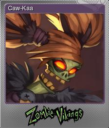 Zombie Vikings Foil 3