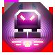 Droid Assault Badge Foil