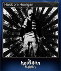 Hooligan Fighters Card 6