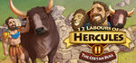 12 Labours of Hercules II The Cretan Bull Logo
