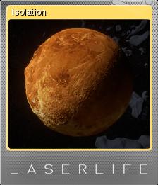 Laserlife Foil 12