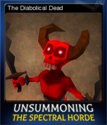 UnSummoning the Spectral Horde Card 1