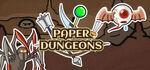 Paper Dungeons Logo