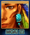 MOAI 3 Trade Mission Collector's Edition Card 3