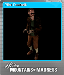 At the Mountains of Madness Foil 5