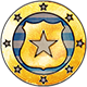 Bioshock Infinite Badge Foil