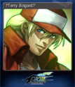 THE KING OF FIGHTERS XIII Card 7