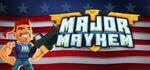 Major Mayhem Logo