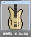 Emily is Away Foil 2