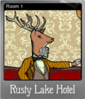 Rusty Lake Hotel Foil 2