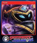 Smashmuck Champions Card 8 Rook