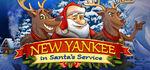 New Yankee in Santa's Service Logo