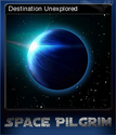 Space Pilgrim Episode IV Sol Card 5