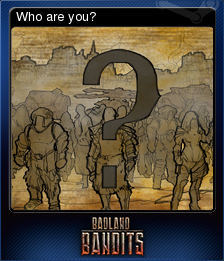 Badland Bandits Card 6