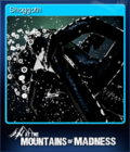 At the Mountains of Madness Card 1