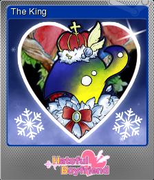 Hatoful Boyfriend Holiday Star Foil 1
