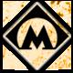 Metro Last Light Badge 2