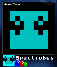 Spectrubes Card 1
