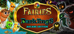 Fairies vs. Darklings Arcane Edition Logo