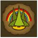 PixelJunk Monsters Ultimate Badge Foil