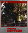 Dead Island Riptide Foil 1