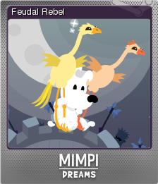 Mimpi Dreams Foil 5
