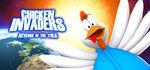 Chicken Invaders 3 Logo