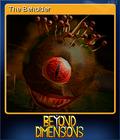 Beyond Dimensions Card 5