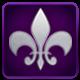 Saints Row The Third Badge Foil