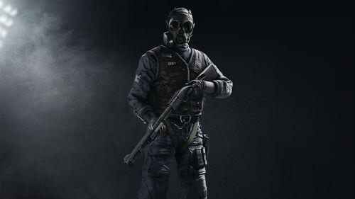 Tom Clancy's Rainbow Six Siege Artwork 05
