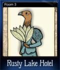 Rusty Lake Hotel Card 4