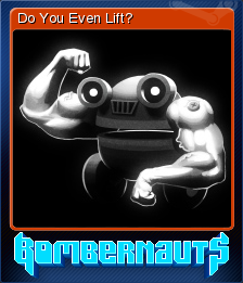Bombernauts Card 6