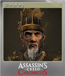 Assassin's Creed Chronicles China Foil 5