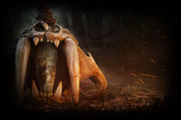 Far Cry Primal Background Skull