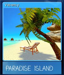 Paradise Island - VR MMO Card 07