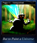 But to Paint a Universe Card 04