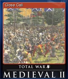 Medieval II Total War Card 3