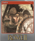 Total War Rome II Foil 1