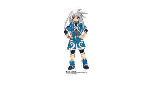 Tales of Symphonia Artwork 3