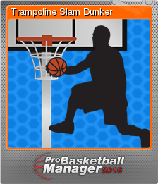 Pro Basketball Manager 2016 Foil 6