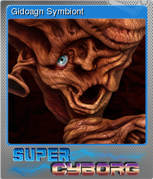Super Cyborg Foil 3