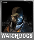Watch Dogs Foil 1